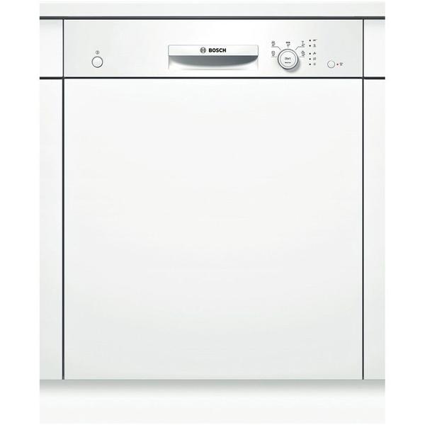 BOSCH 12人份 半嵌式洗碗機 SMI53D02TC