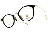 WONDERWOOD 光學眼鏡 W06 C2 (灰棕-金) 復古文青造型款 #金橘眼鏡