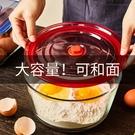 玻璃保鮮盒飯盒大號大容量長方形密封泡菜盒子韓式冰箱收納盒帶蓋 【優樂美】