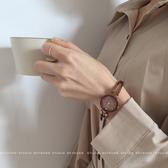 手錶 韓風簡約復古小表盤細帶鍊條手鐲文藝百搭氣質手錶女 聖誕節館