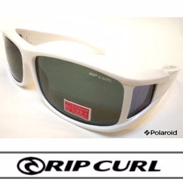 [Rip Curl] UF9411/全面最低價!!! 抗藍光抗UV保麗萊偏光直戴式包鏡/白/騎車.近視.戶外族專用