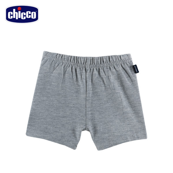 chicco-To Be Baby-居家短褲-灰