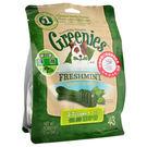 [寵樂子]《Greenies 健綠》健綠潔牙骨 (藍莓/薄荷口味)迷你款2-7kg/ 12oz