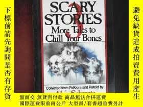 二手書博民逛書店SCARY罕見STORIES More Tales to Chi