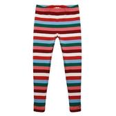 『小鱷魚童裝』多彩條紋內搭褲(02號~06號)532659