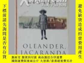 二手書博民逛書店原版英文書《罕見Oleander, Jacaranda 》by