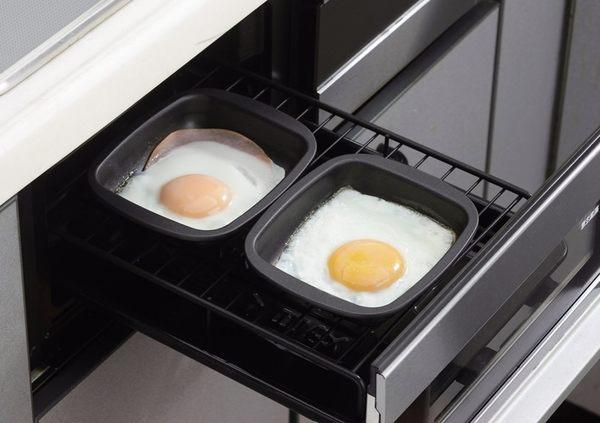活力省時快速烤箱荷包蛋烤盤烤箱用2入073820通販屋