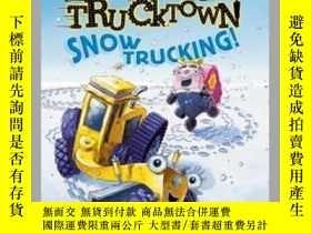 二手書博民逛書店Snow罕見Trucking!Y362136 Photo Credit: Jon... Simon Spotl