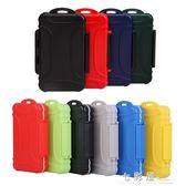 相機存儲卡盒數碼手機收納卡包SIM/SD/CF/TF多合一內存保護盒  檸檬衣舍