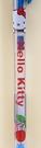 【震撼精品百貨】Hello Kitty 凱蒂貓~日本三麗鷗 KITTY 水性筆/中性筆-藍#86115