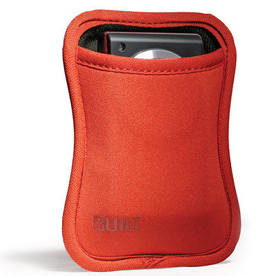 相機包再進化/美國BUILT NY soft shell相機包(E-SCS-FOR)可愛橘