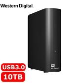 WD 威騰 Elements Desktop 10TB 3.5吋外接硬碟(SESN)