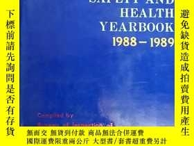 二手書博民逛書店CHINA罕見OCCUP ATIONAL SAFETY AND HEALTH YEARBOOK1988-1989奇