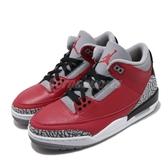 Nike Air Jordan 3 Retro SE Red Cement 紅 灰 男鞋 All-Star AJ3 籃球鞋 運動鞋【ACS】 CK5692-600