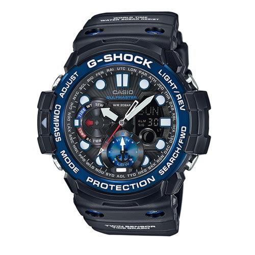 CASIO G-SHOCK 強悍機能型運動腕錶/GN-1000B-1ADR