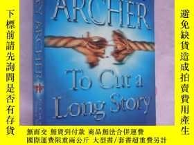 二手書博民逛書店To罕見Cut a long story shortY14681