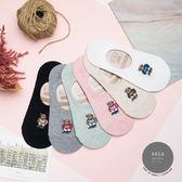 正韓直送【K0362】韓國襪子 經典美國小熊隱形襪  韓妞必備隱形襪 阿華有事嗎