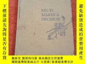 二手書博民逛書店《REUEL罕見MAKES A DECISION》(英語:魯埃爾