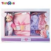 玩具反斗城【you&me】 娃娃與背包玩具組