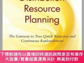 二手書博民逛書店預訂Distribution罕見Resource PlanningY492923 Andr J. Martin