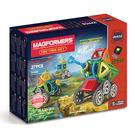 【韓國 Magformers 磁性建構片】Neon 迷你坦克 27pcs