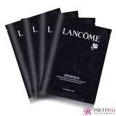LANCOME 蘭蔻 肌因賦活生物纖維面膜(16ml)X4 【美麗購】