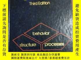 二手書博民逛書店Organizations罕見Third Edition(組織機構第三版)Y232162 JAMES L.GI