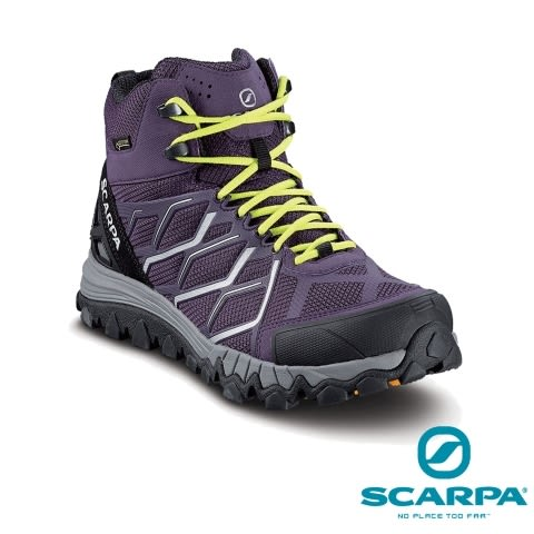 義大利【SCARPA】NITRO HIKE GTX WMN 女性中筒登山鞋