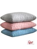 枕頭 枕頭五星級酒店雙人低枕芯賓館一對裝單人高枕心家用可水洗 3色