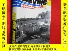 二手書博民逛書店Hard罕見Driving: The Wendell Scott