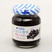 日本【Aohata】 藍莓果醬(無蔗糖) 125g