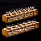 實木杯架白酒杯架