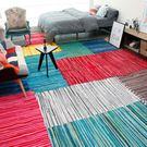 臥室地毯床邊毯客廳茶几地墊可機洗極有家棉...