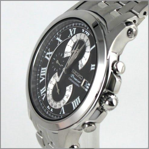 【萬年鐘錶】SEIKO Premier SPC067J1 ( 7T85-0AC0D )