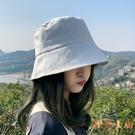 漁夫帽子女韓版百搭潮顯臉小薄款適合圓臉遮...