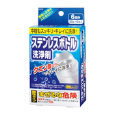 日本 紀陽 不鏽鋼瓶檸檬酸清潔劑 20gX6包 保溫瓶 保溫杯 洗淨劑 水垢 清潔劑 清潔