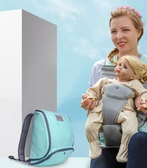 前抱式腰凳多功能嬰兒背帶四季通用