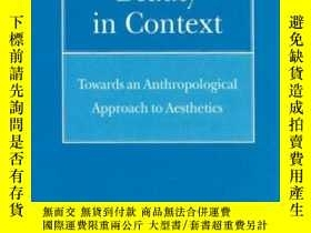 二手書博民逛書店Beauty罕見In ContextY255562 Damme, Wilfried Van Brill 出版