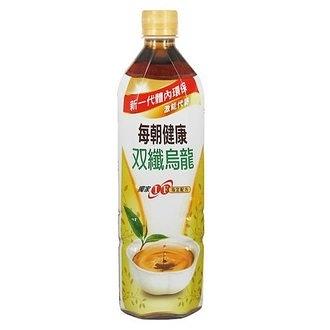 每朝健康 雙纖烏龍茶 900ml【康鄰超市】