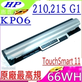 HP KP06 電池(原廠)-惠普 KP03, TouchSmart 11-E000,210 G1,215 A4-1250,215 A6-1450 ,215 G1,TPN-C112,F3B95AA