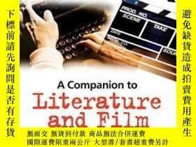 二手書博民逛書店A罕見Companion To Literature And FilmY364682 Stam, Robert