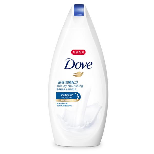多芬滋養柔膚沐浴乳400g 【康是美】