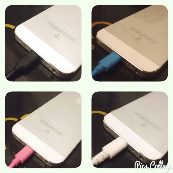 恩霖通信『HANG IPhone 1米傳輸線』蘋果 Apple iPhone 7 i7 iP7 傳輸線 充電線 數據線