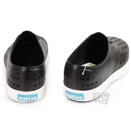 Native MILLER 黑色 小中童 NO.R2799
