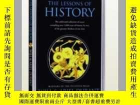 二手書博民逛書店歷史的教訓罕見The Lessons of History 威爾杜蘭特Y335736 Will Durant;