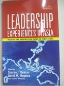 【書寶二手書T1/傳記_DXH】Leadership Experiences in Asia: Insight and Inspiration…