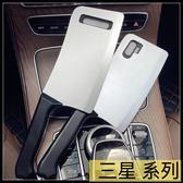 【萌萌噠】三星 Note10+ Note9 S20 S10 S9 plus 創意個性網紅同款 惡搞菜刀造型保護殼 全包軟殼 手機殼