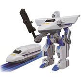 《 TOMICA 》新幹線迷你機器人 ROBOT 700 NOZOMI╭★ JOYBUS玩具百貨