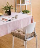 坐墊 坐墊學生家用椅墊辦公室椅子墊子凳加厚增高座墊榻榻米地板屁股墊 莎瓦迪卡