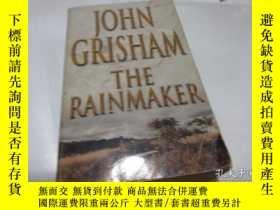 二手書博民逛書店JOHN罕見GRISHAM THE RAINMAKERY2447